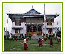 Pemayangtse Monastery, North East Monastries